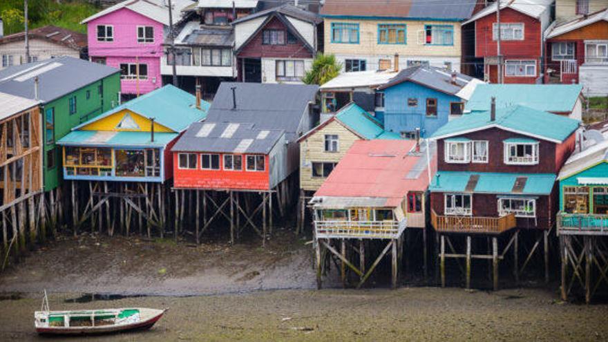 Aconsejan casas tipo palafito en la costa ante el cambio climático