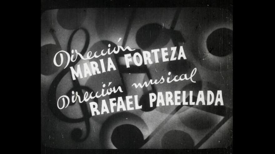 """""""Mallorca"""" - der womöglich erste Tonfilm, der in Spanien von einer Frau gedreht wurde"""
