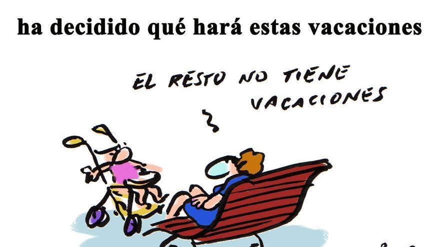 Un 41 % de valencianos todavía no ha decidido qué hará estas vacaciones
