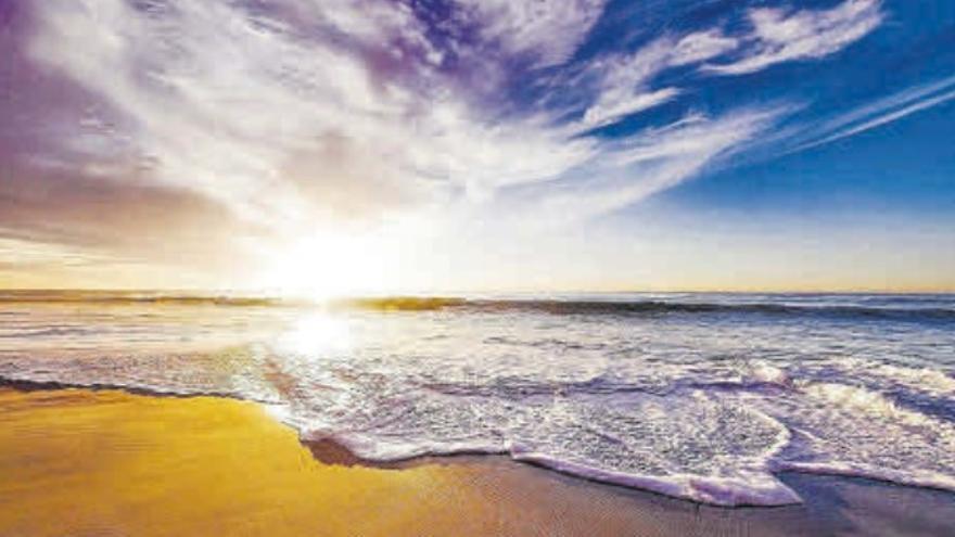 Nuestro mar es el cielo