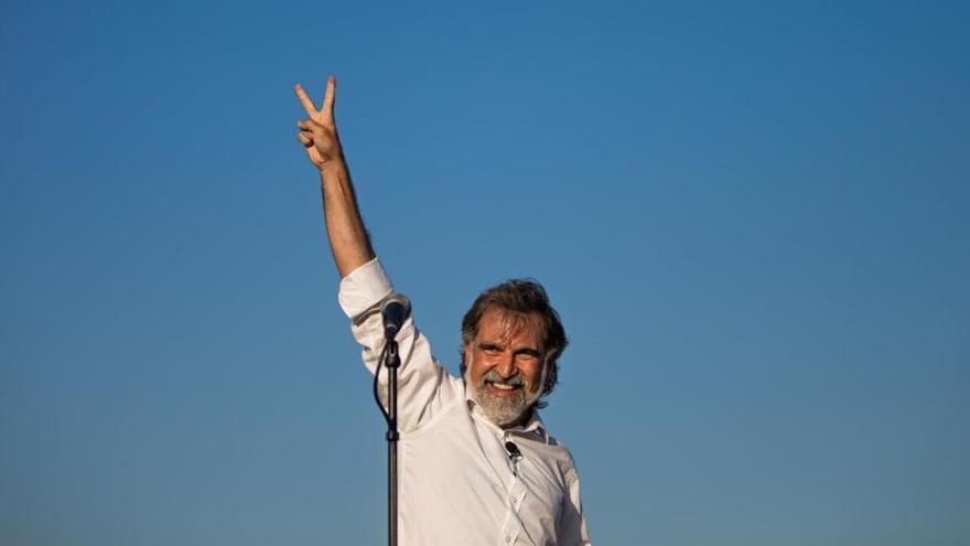 Jordi Cuixart defensa els encausats de Tsunami Democràtic pel tall a l'AP-7