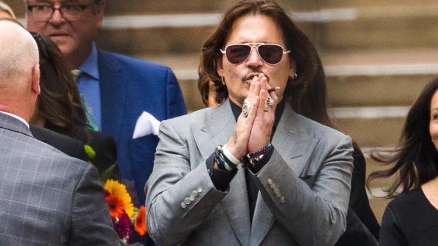 Las controvertidas revelaciones con las que concluye el juicio a Johnny Depp