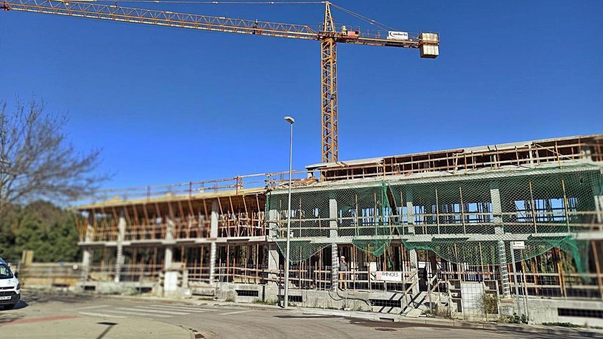 El sector del residencial per llogar manté la tendència creixent