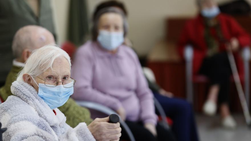 Coronavirus Galicia | Bajan a 45 los usuarios de residencias contagiados