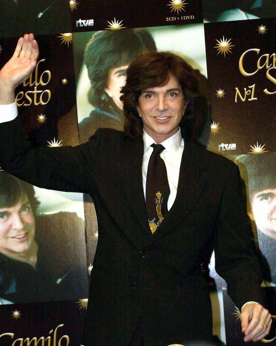 Fallece el cantante Camilo Sesto.