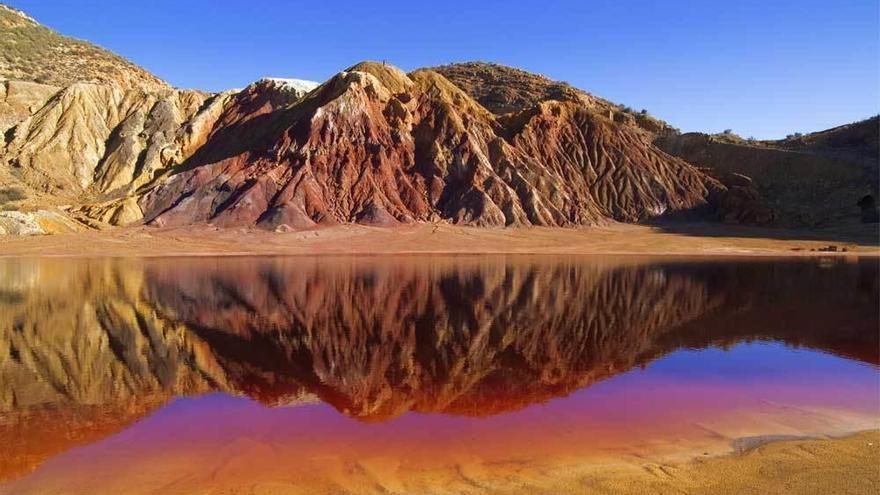 Minas de Mazarrón, toda una cultura a través de un paisaje marciano