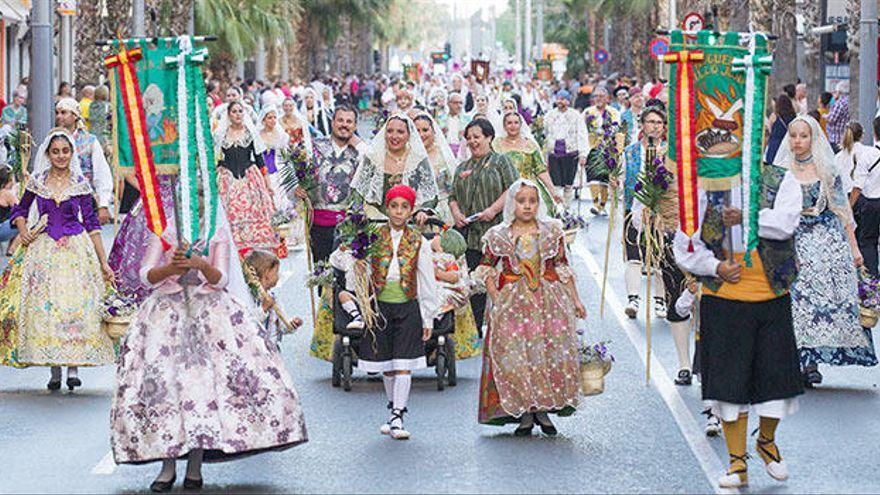San Vicente suspende las Hogueras de julio y confía en celebrarlas antes de fin de año