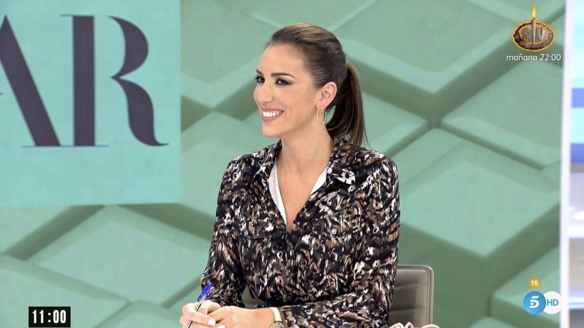 """Patricia Pardo regresa a 'El programa de Ana Rosa' y desvela que ha tenido coronavirus: """"Lo he pasado mal"""""""