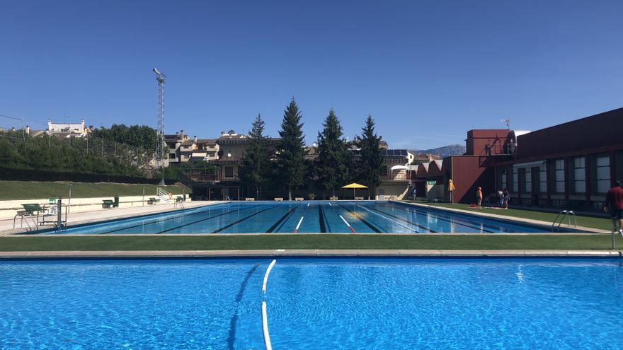 Les piscines de Solsona potencien els tràmits en línia per les activitats i les entrades