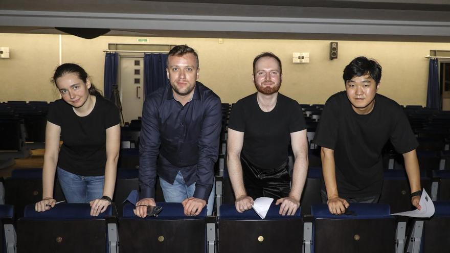 Finalistas de Rusia, Bosnia, Corea y Ucrania compiten hoy en el Tárrega de Benicàssim