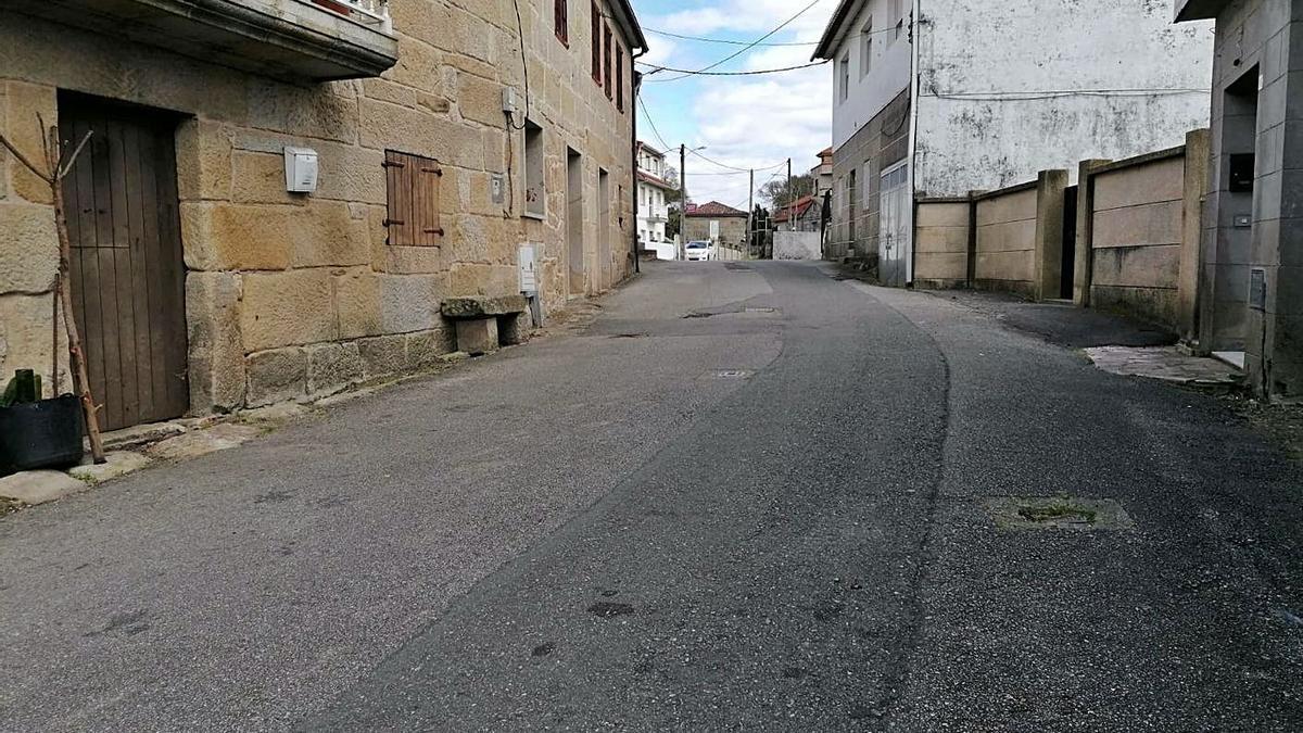 Rúa Primeira Travesía.     // FARO