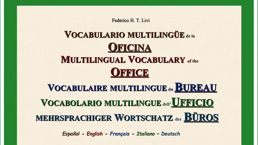 Diego Marín Ed. edita un diccionario en cinco idiomas para mejorar el estudio