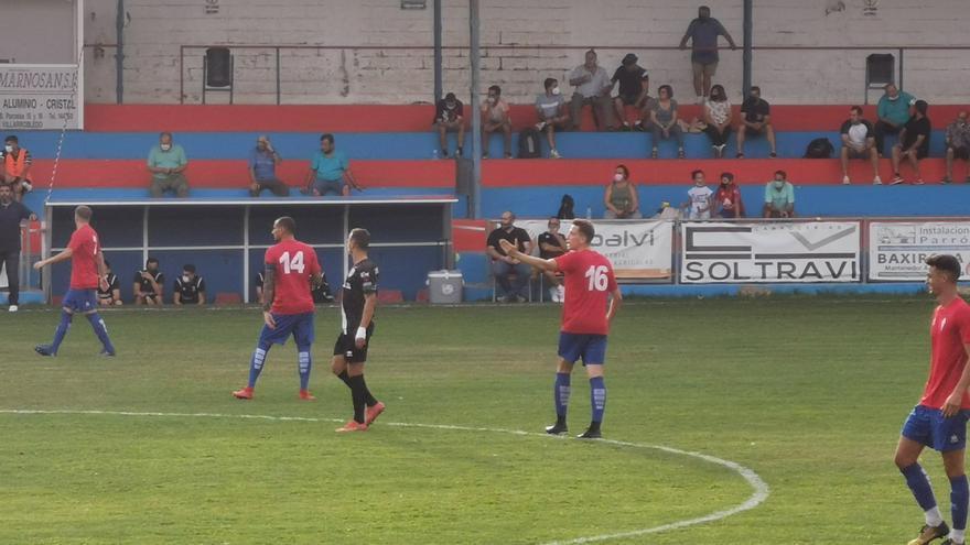 El Mérida pierde en Villarrobledo frente a un rival de Tercera (2-1)