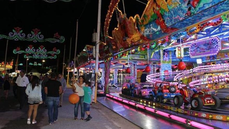 No habrá atracciones en la Feria de San Miguel de Vélez-Málaga