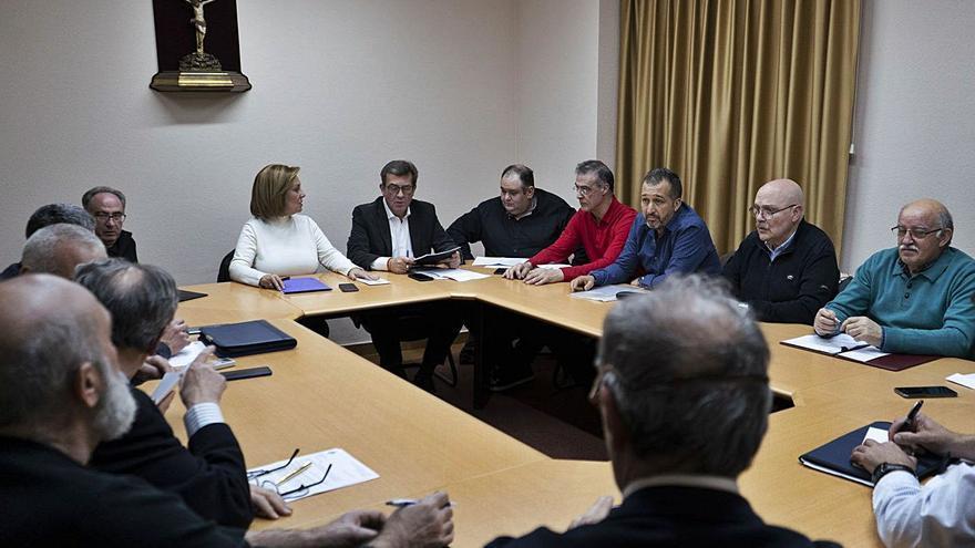 La Junta de Cofradías de Zamora está preparada para sacar adelante el nuevo Museo