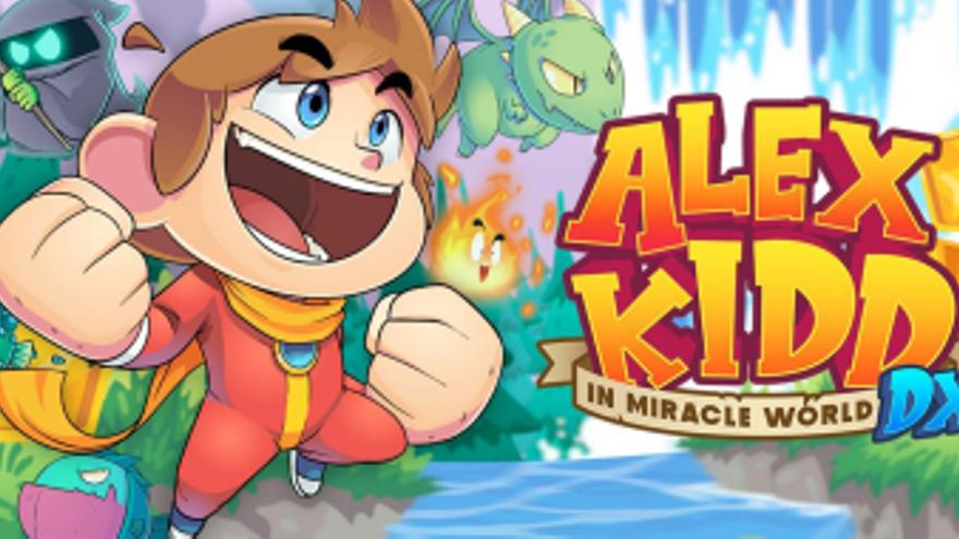 Fnac Gaming - Alex Kidd