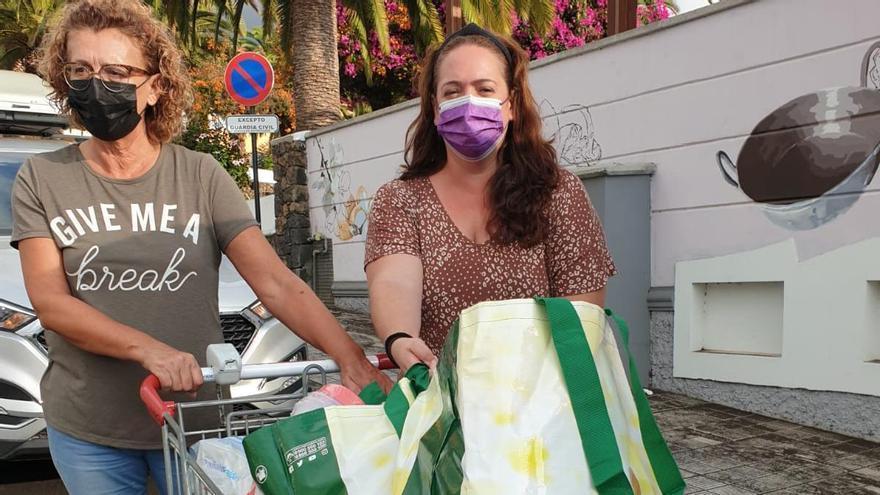 Solidaridad cordobesa con La Palma
