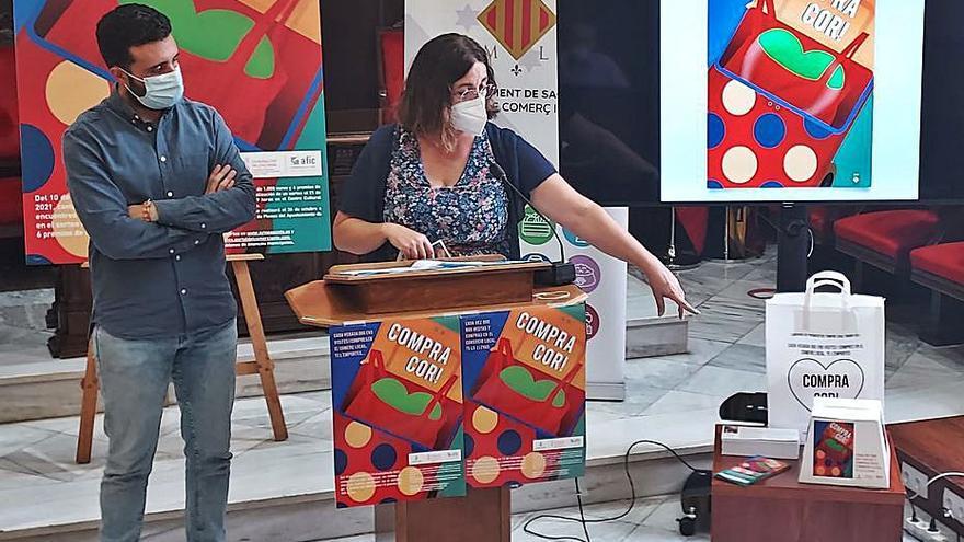 Sagunt lanza una nueva campaña comercial con 6.000 € en premios