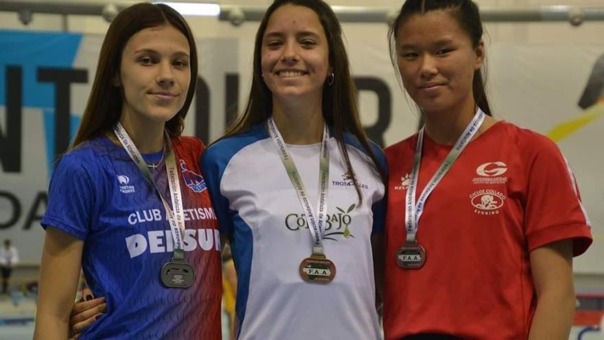 17 medallas en las fases andaluzas de Antequera