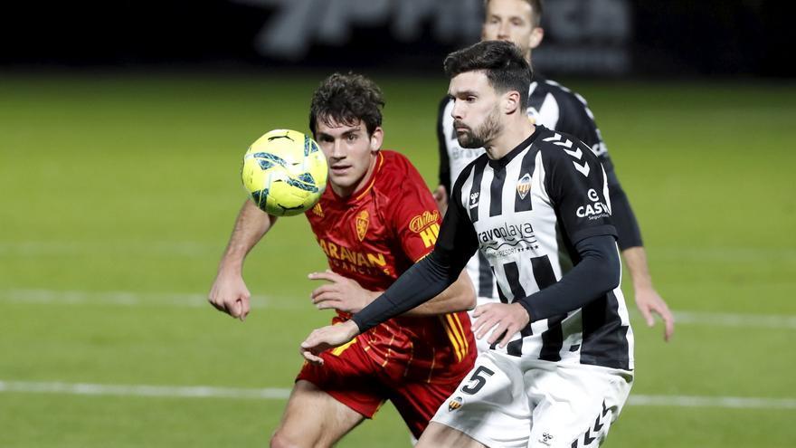 El Zaragoza podría estar salvado antes de jugar contra el Castellón