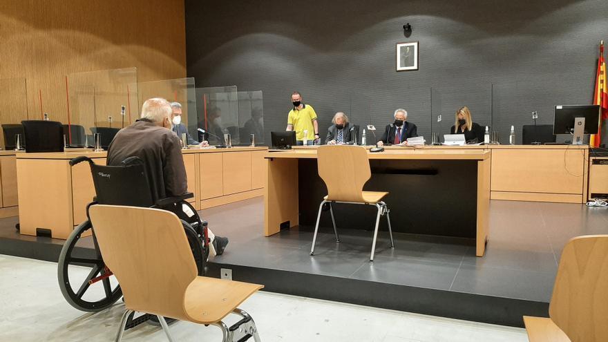 Un hombre acepta dos años de cárcel por apuñalar a una mujer