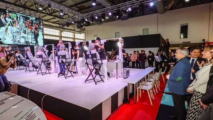 La Feria de la Belleza, Moda y Cosmética devuelva la actividad a Ifeba