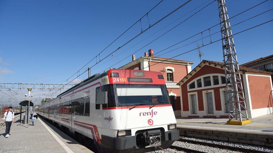Adif afrontarà en breu les millores pendents a l'estació de Sant Vicenç
