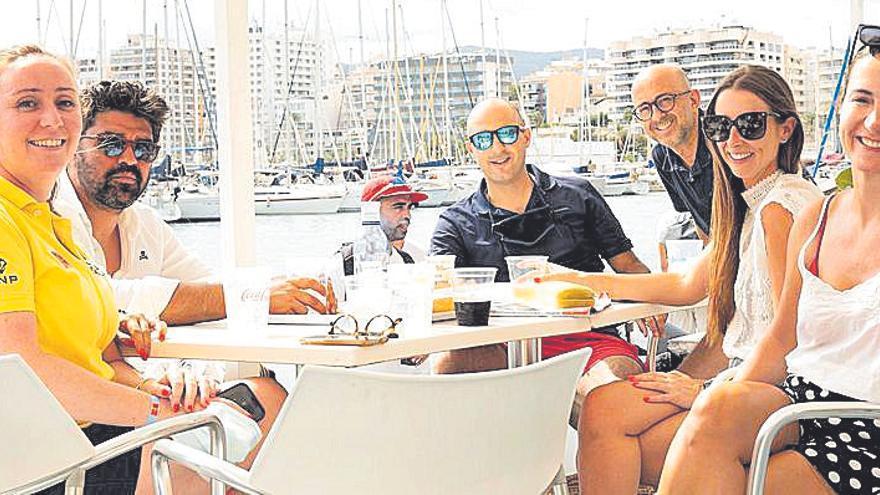 Copa del Rey de Vela: desayunos vips, paseos en barco y ambiente festivo