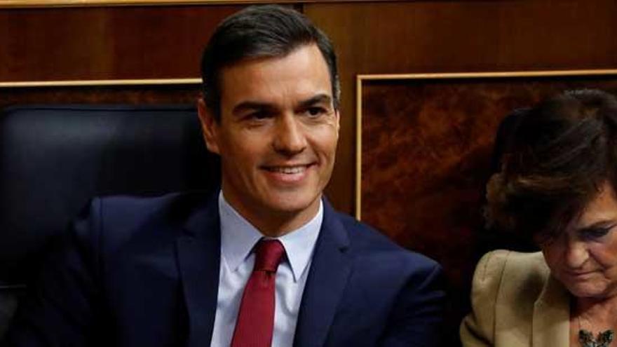 """Sánchez pide a la derecha que abandone el """"berrinche"""""""