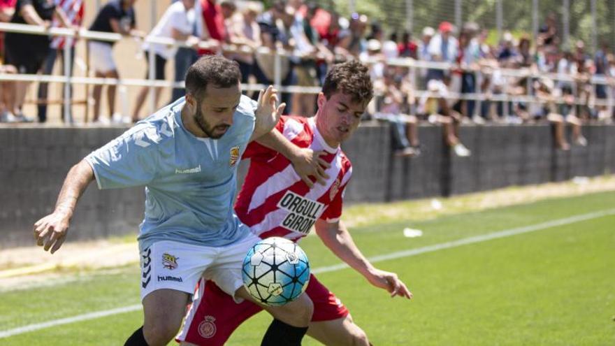 El Girona C i el Manresa deixen l'eliminatòria a l'aire