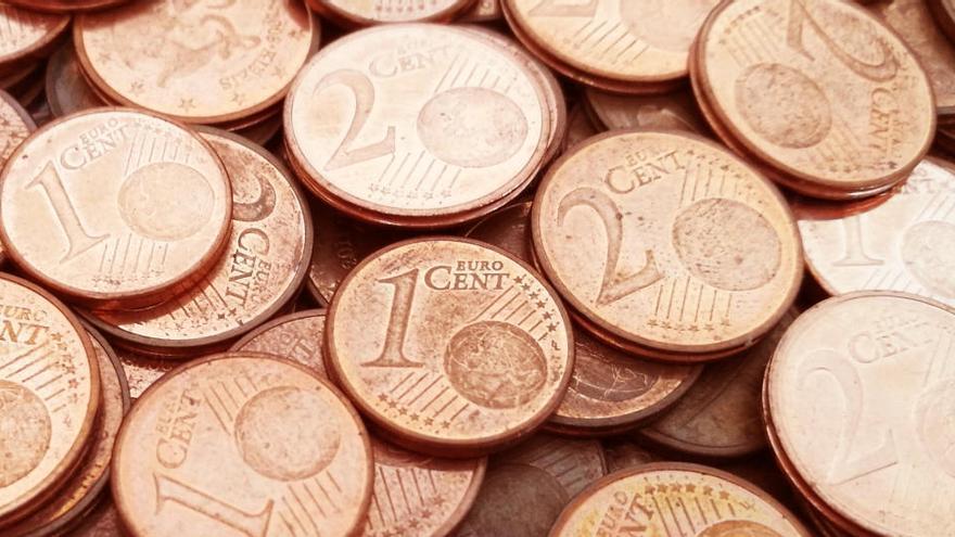 La Comisión Europea decidirá en 2021 si se eliminan las monedas de 1 y 2 céntimos