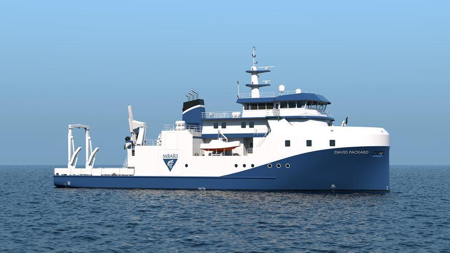 Freire construirá su oceanográfico número 11 para los Estados Unidos