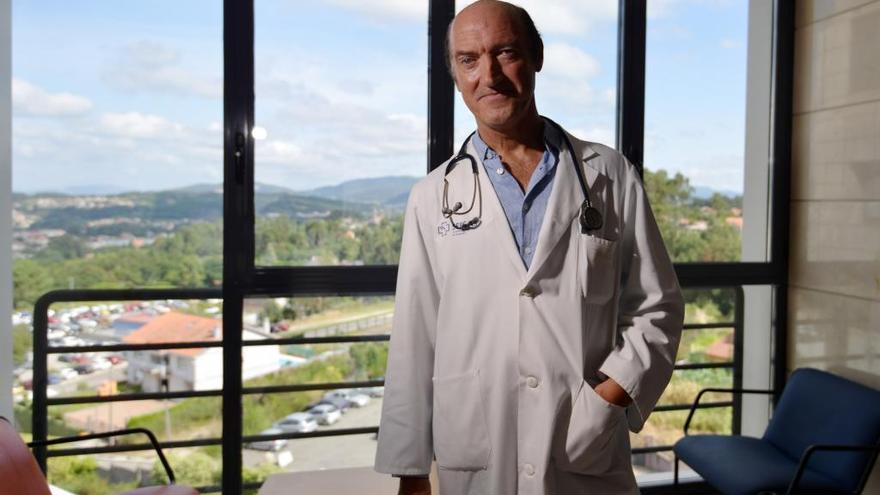 El pontevedrés Adolfo Baloira, uno de los mejores médicos de España según Forbes
