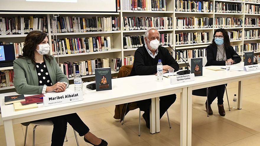 Lluís del Romero homenajea a Carmelina Sánchez