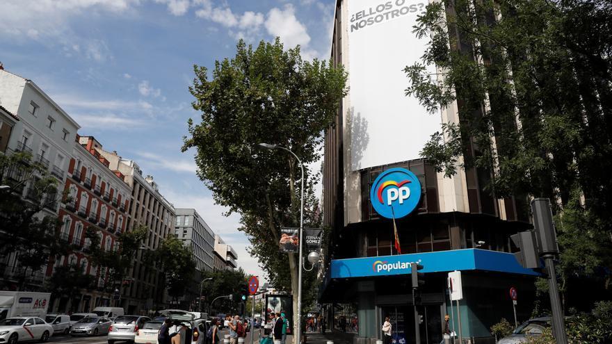 Dirigentes del PP madrileño valoran demandar a Génova