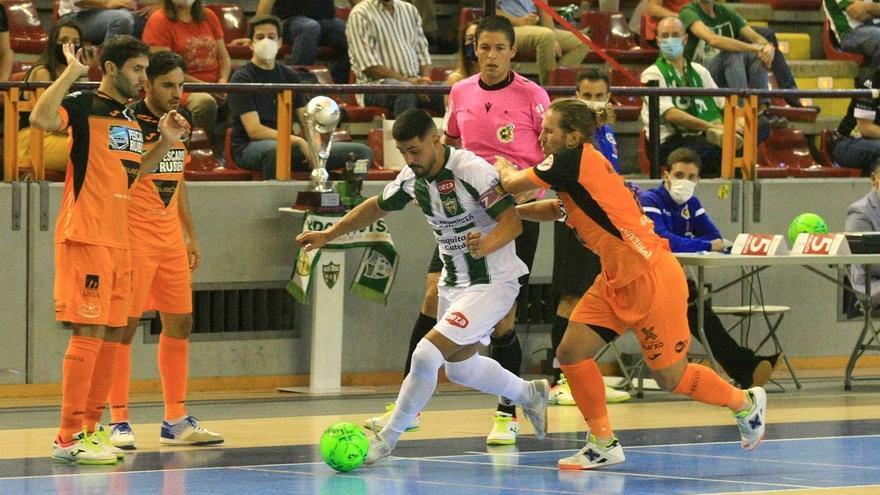 El Córdoba Futsal convoca a las jóvenes promesas cordobesas