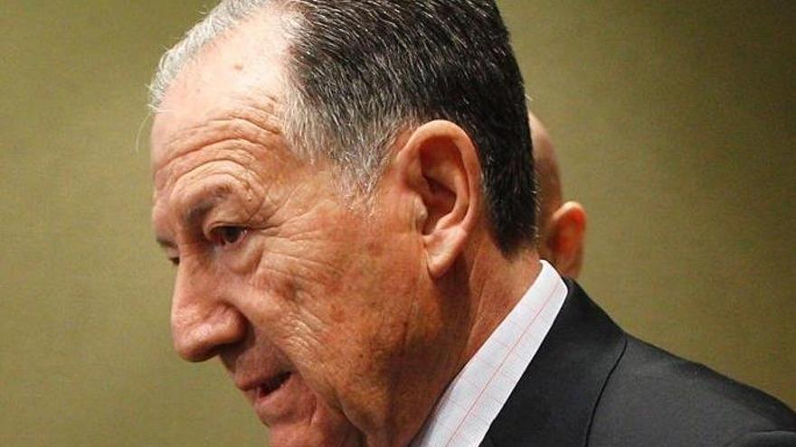 Félix Sanz Roldán finaliza su mandato al frente del CNI este viernes
