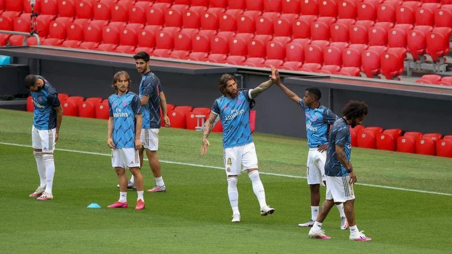 LaLiga Santander: Athletic Club - Real Madrid