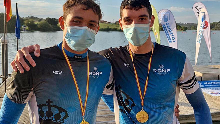 Copa de España de Piragüismo en Trasona