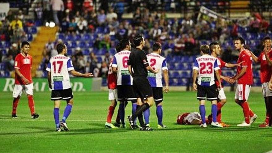 El Real Murcia confirma un nuevo amistoso ante el Hércules