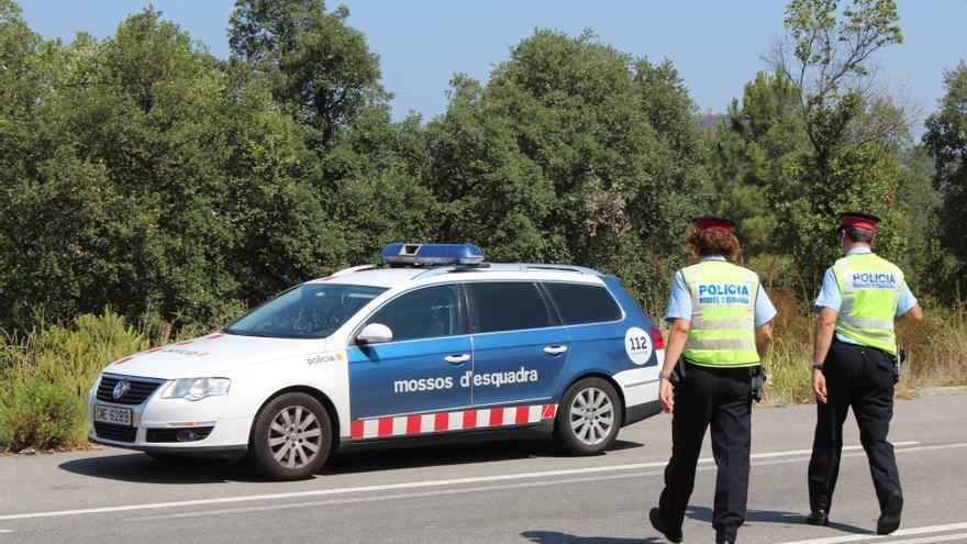 Un detenido por la muerte del hombre hallado en el maletero de su vehículo en Girona