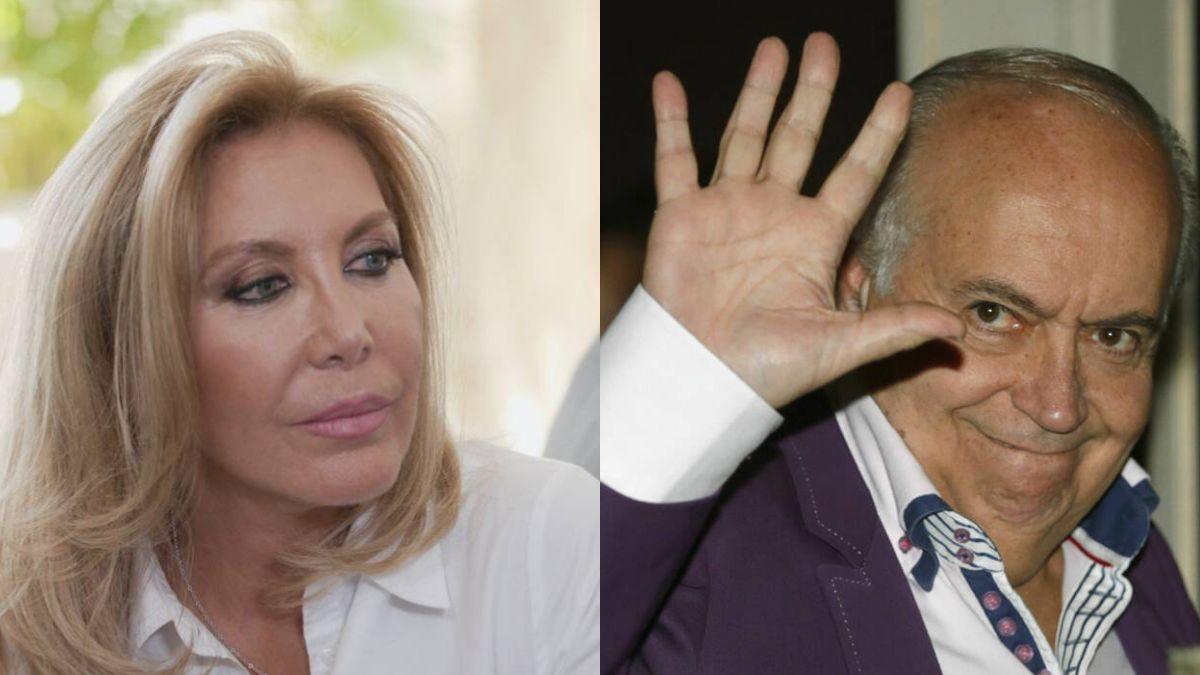 Norma Duval y José Luis Moreno.