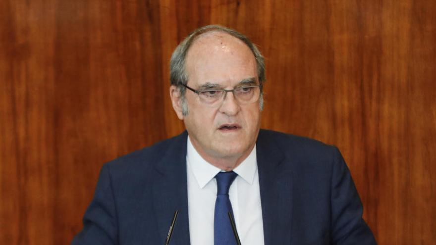 Gabilondo aclara que no se opone a una intervención del Gobierno en Madrid