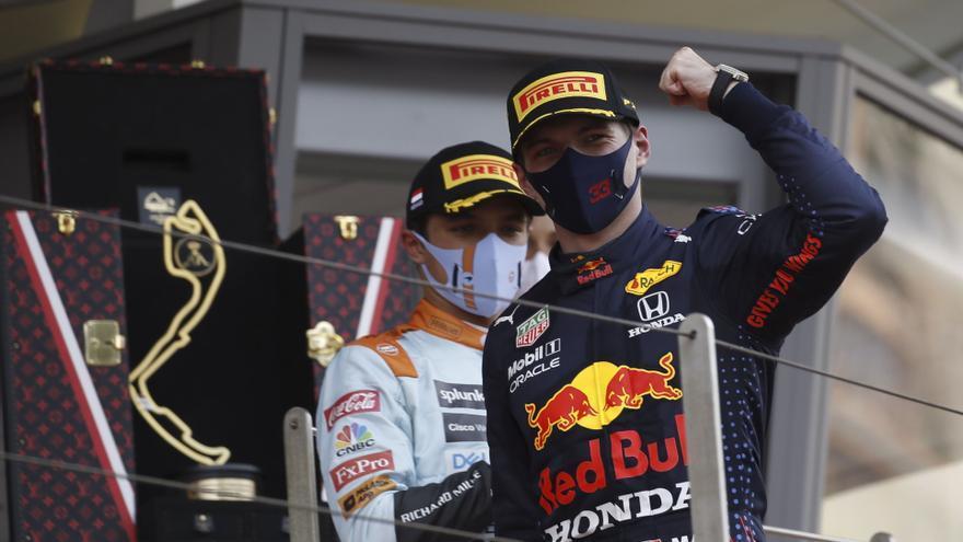 Max Verstappen gana el Gran Premio de Mónaco