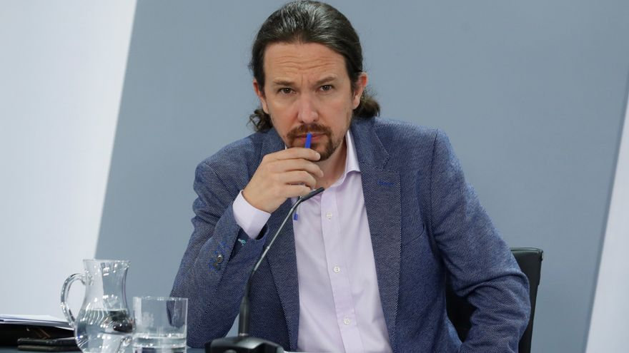 Iglesias cree que ganarán el debate sobre la regulación del alquiler al PSOE