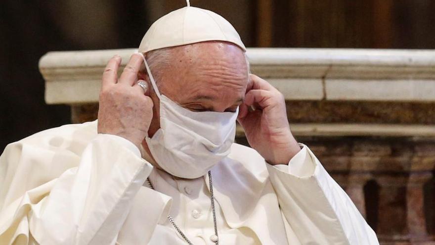 El Papa apoya por primera vez las uniones civiles entre homosexuales