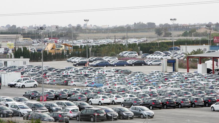 Un plan especial legalizará el alquiler de vehículos junto al aeropuerto