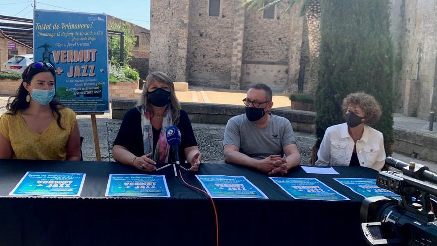 Torna el Vermut a la Llotja de Castelló d'Empúries