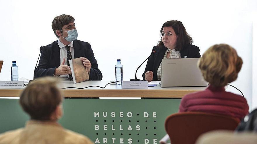 El Bellas Artes reivindica a Navascués