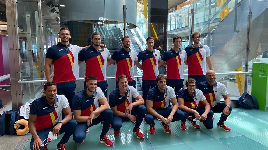 España debuta optimista ante la campeona olímpica